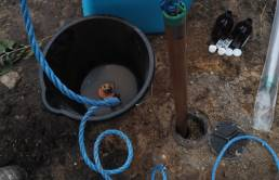 Groundwater and Gas Monitoring